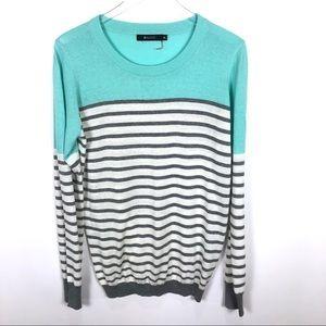 41 Hawthorn Colorblock striped Sweater